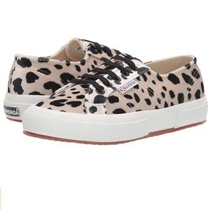 Superga Dalmatian Fanvel Velvet Sneaker 8M EUR 39